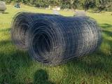 (2) Rolls Of Net Wire
