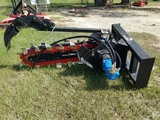 Skid Steer Attachment Trencher