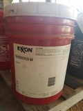 5gal Teresstic 68 Exxon Med Weight Hydraulic Oil
