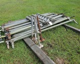 7ft x 7ft Aluminum Scaffolding