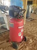 Craftsman 33gal Air Compressor On Wheels