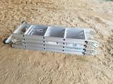 Werner 16ft  Aluminum Extension Ladder