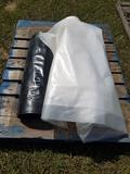 (2) Rolls Of Visqueen