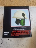 Ear Muffs For Hard Hat **NEW**
