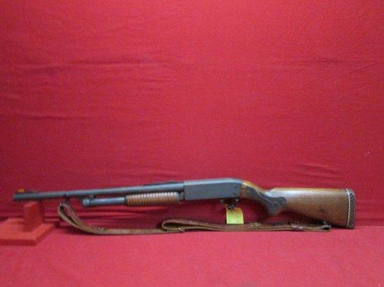 Ithaca Model 87 Featherlight Deerslayer 12ga Pump | Auctions