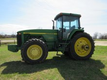 1998 JD 8400 Tractor w/duals