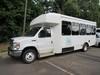2013 Ford E450 16 Passenger Transit Van