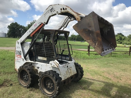 Bobcat S150 Skid Steer