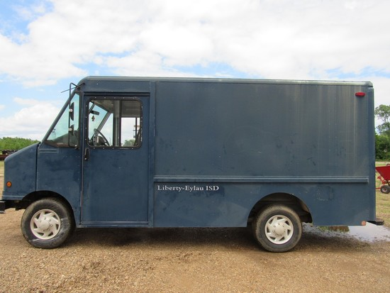 2001 Ford Utilimaster Step Van