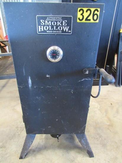 Smoke Hollow Wood Smoker - electric