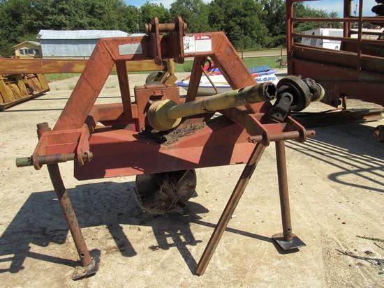 W & A Manufacturing 370 Ditcher
