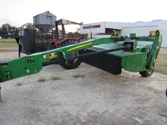 JD 625-2.5M ROT MC-T Moco hay mower