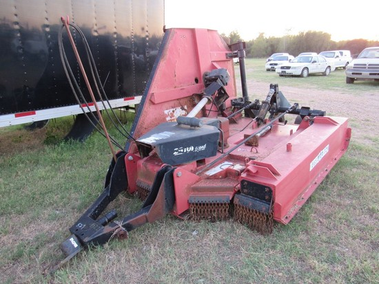 Bush Hog 2610 Legend folding 10' shredder