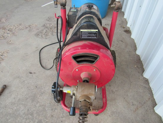 Chicago electric 50 drain cleaner