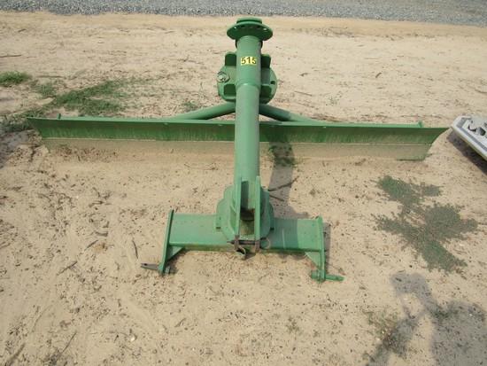 3 Pt landscaping blade