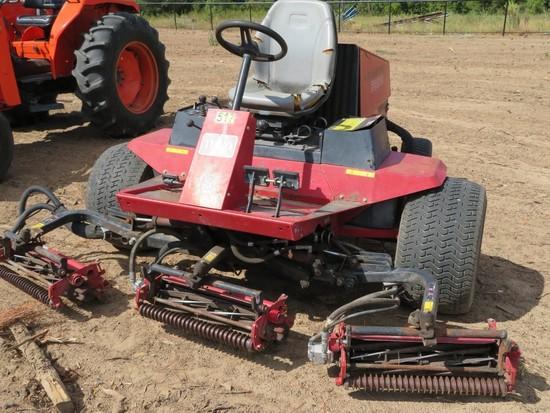 Toro 5200-D Flail-mower