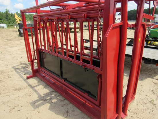Red Squeeze Chute