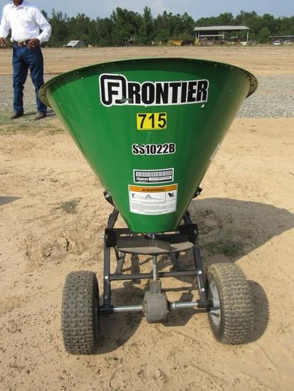Frontier SS1022B Seeder/Spreader