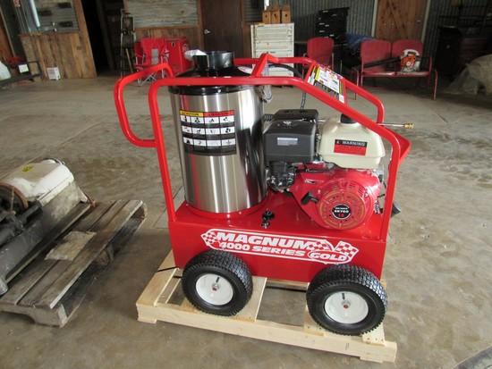 Magnum 4000 series pressure washer