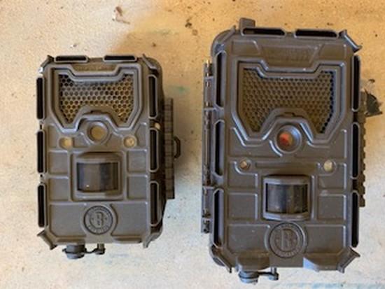 2 Bushnell trophy cams