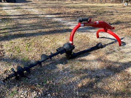 """Speedco Field Master post hole digger w/9"""" auger"""