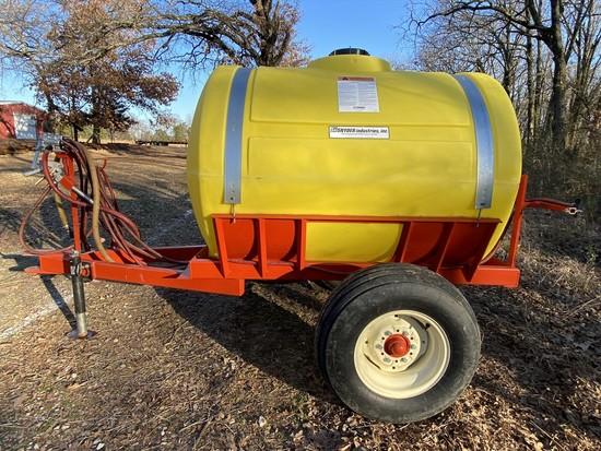 500 Gallon spray rig