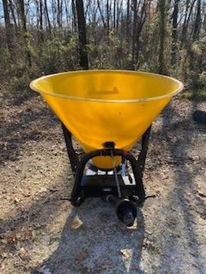 Armstrong Ag Poly Tub Seeder