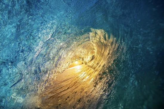 Peter Lik Ocean Glow #413