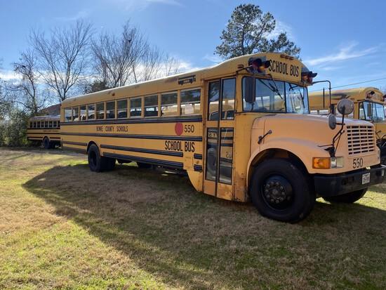 1992 Thomas Built Bus