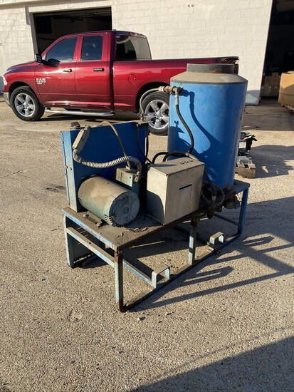 Delco Steam Cleaner/Pressure Washer