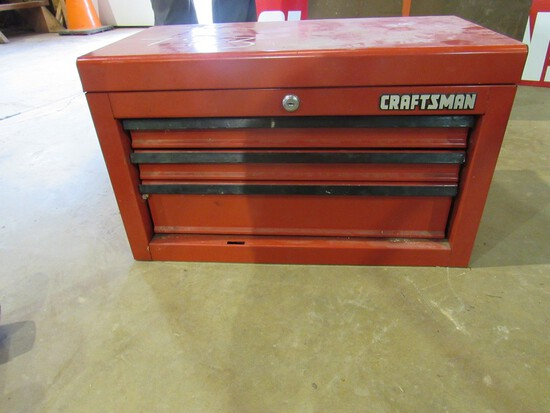 3 Drawer Craftsman Tool Chest