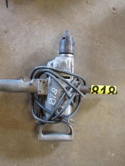 Rockwell drill