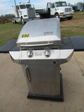 Chargrill gas grill (No tank)