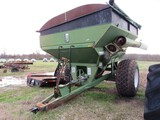 Brent Unrerferth GC672 Grain Cart w/scales