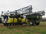 Unverferth Top Air 3pt 600 gal Sprayer