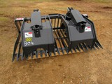 Unused Stout Rock/Brush Grapple HD 72-3 open