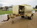 1987 Isometrics fuel trailer NO TITLE