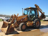 2002 Case 590SM backhoe