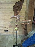 Copper Weather Vane