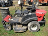 Gravely zero turn mower 48