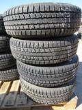 Unused Provider ST225/75R15 tires & rims