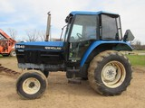New Holland 6640 Tractor C/A SLE