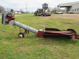 Hutchison belly dump auger (damaged)