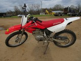 2012 Honda 100 CRF Dirt bike - NO TITLE