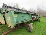 John Deere 925 Header without trailer
