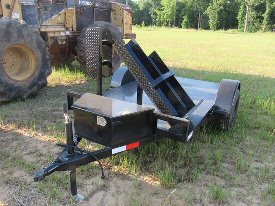 5' x 8' Welding trailer NO TITLE