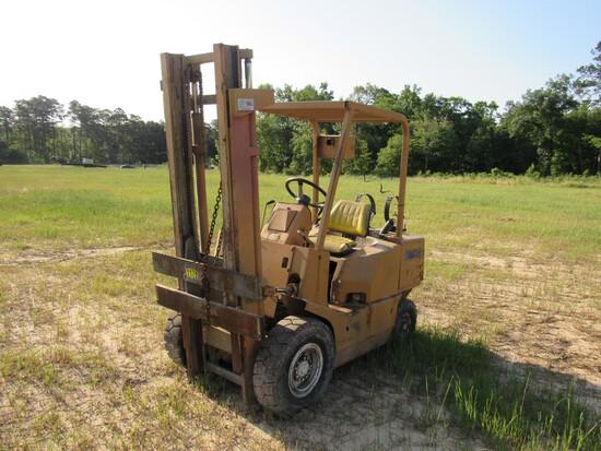 Forklift LPG gas, no forks, NOT RUNNING
