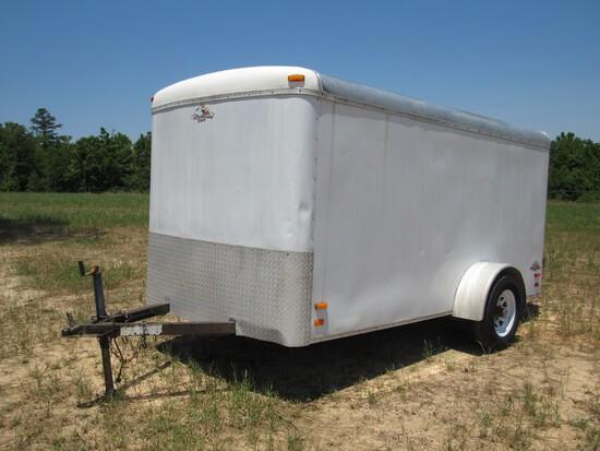 North American 6' X 12' Cargo trailer NO TITLE