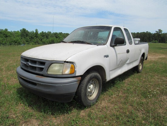 1998 Ford F-150 Ext cab truck