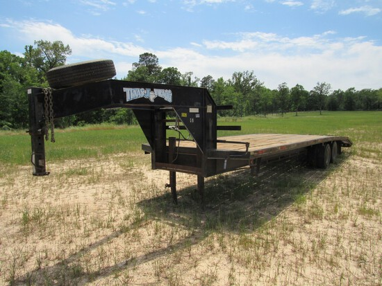 Texas Bragg 27' GN w/5' dove